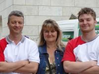Kampfkunstschule Meißgeier - Mario, Andrea und Patrick