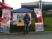 Erstes Bild des Beitrages Hofwiesenparkfest Gera mit Regen und Sonne