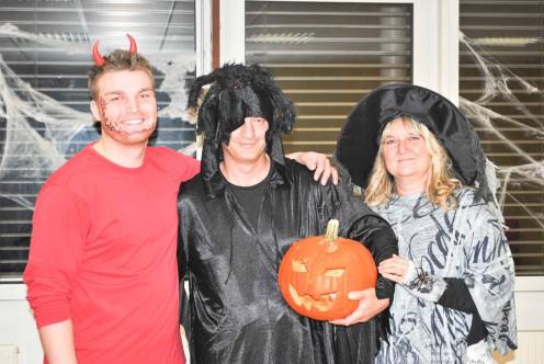 Erstes Bild des Beitrages Halloween Party 2015