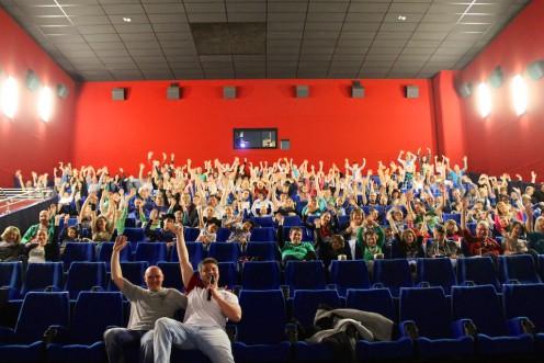 Erstes Bild des Beitrages Ein Kinotag für die gesamte Familie