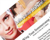 WT Sommercamp - Selbstverteidigung und Kampfsport