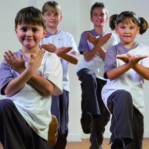 Gruppenbild Kids WT